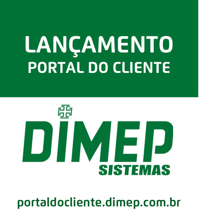 Portal do Cliente Dimep