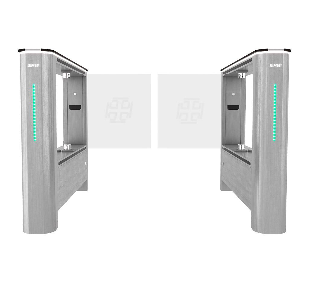Controle de acesso Smart Gate
